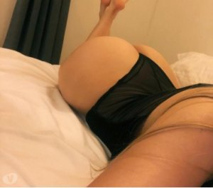 Aline-marie incall escort in Morristown